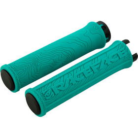 Race Face Half Nelson Grips turquoise